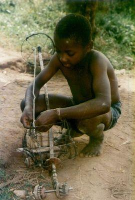 afrikaniche spielzeug