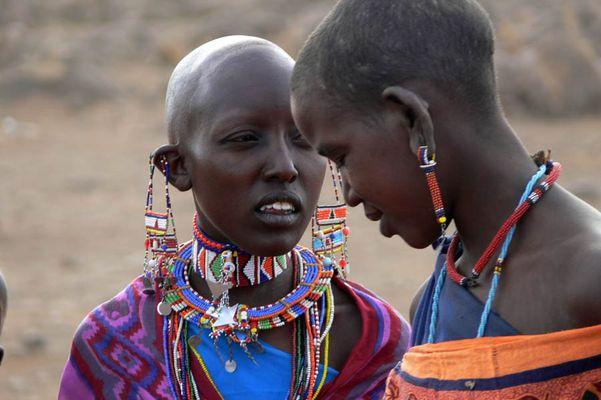 Afrikanische Gespräche