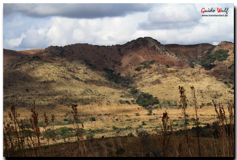 Afrikas Naturlandschaften