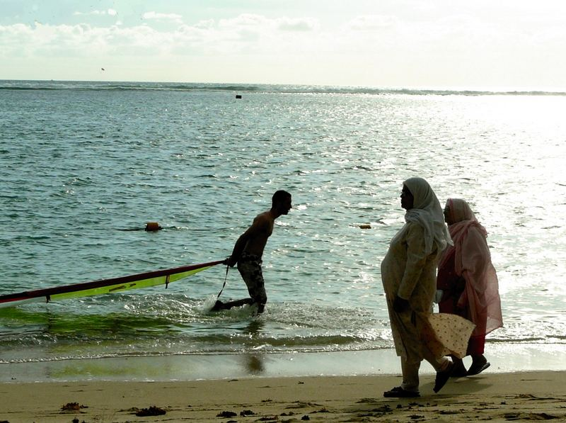 After Work, Flic-en-Flac, Mauritius, 2007