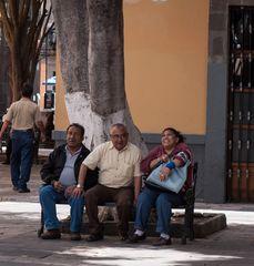 Afternoon in Puebla I