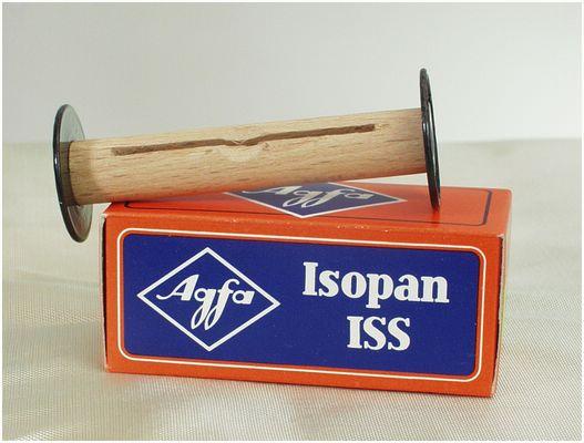 Agfa Isopan ISS (21 DIN)