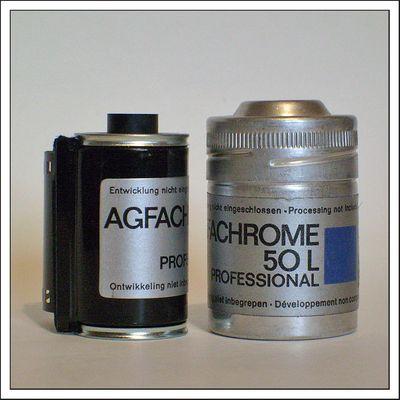 AGFACHROME 50L PROFESSIONAL
