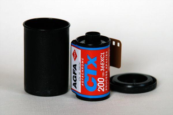 Agfachrome CTx 200
