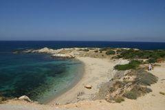 Aghios Ioanis auf Naxos