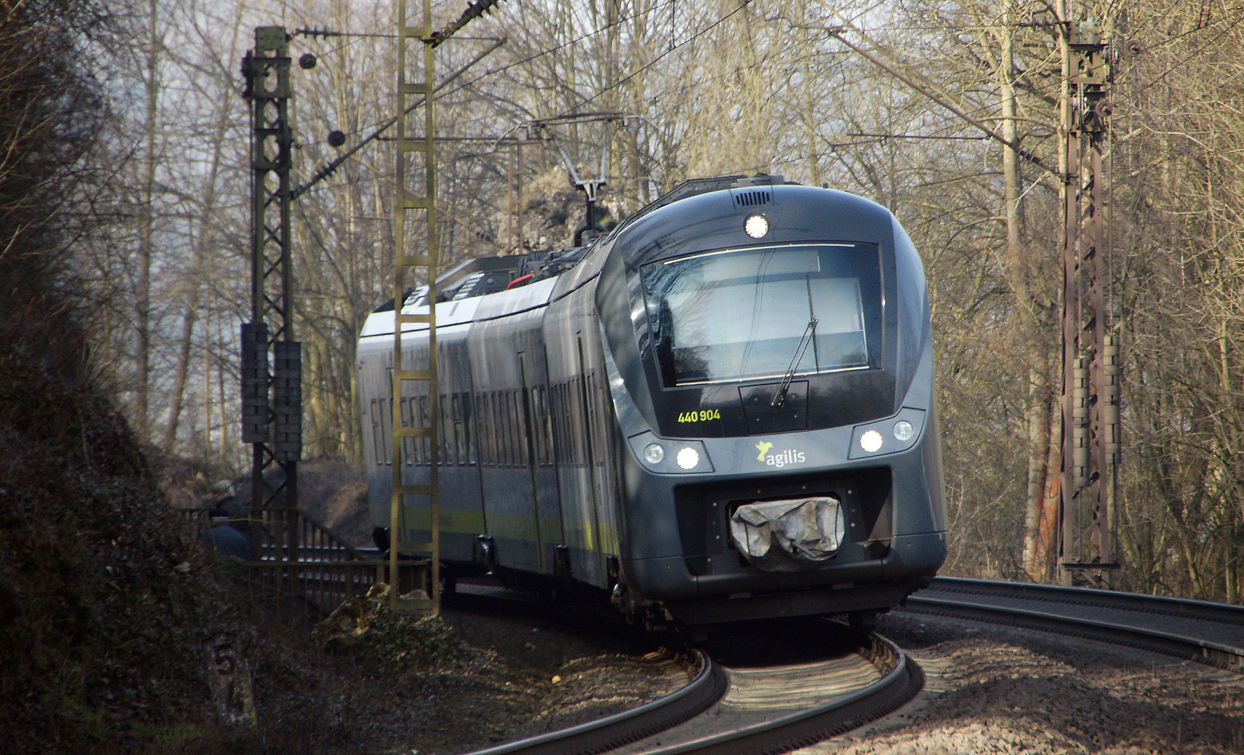 Agilis Eisenbahngesellschaft mbH & Co.KG