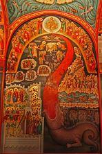 Agios Stefanos, das Jüngste Gericht