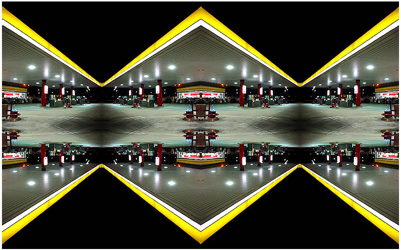 Agip 6 - Panorama