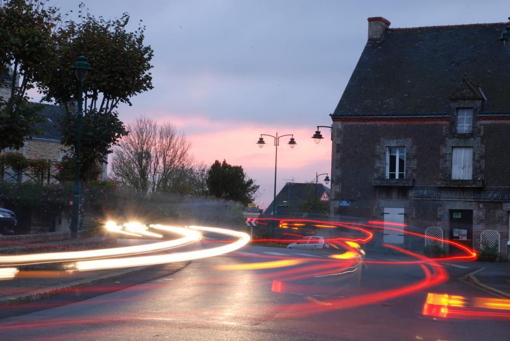 agitation matinale bretonne