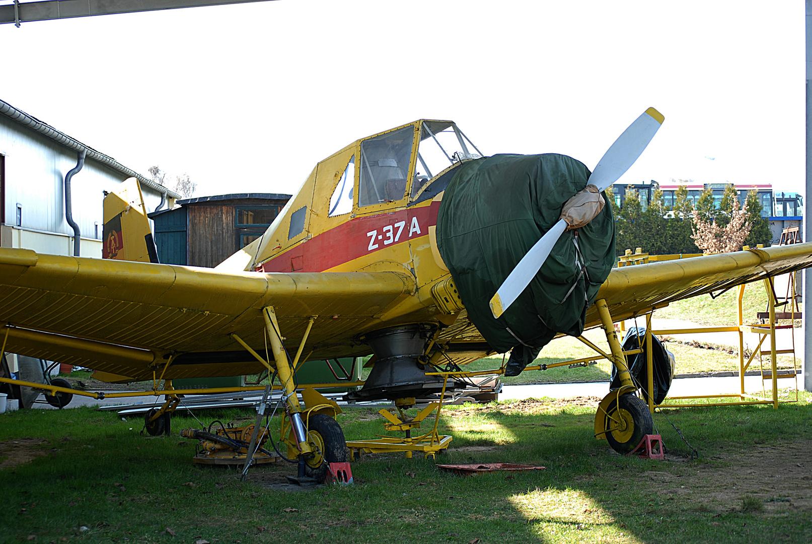 Agrar Flugzeug