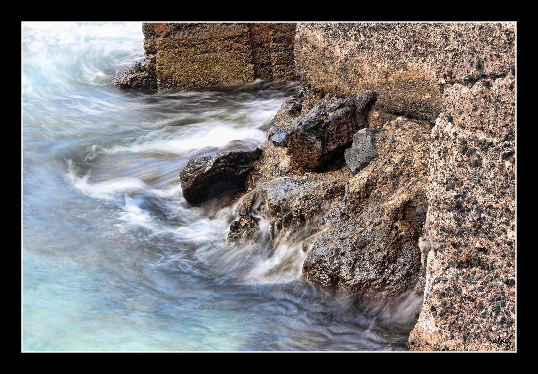 Agua de seda
