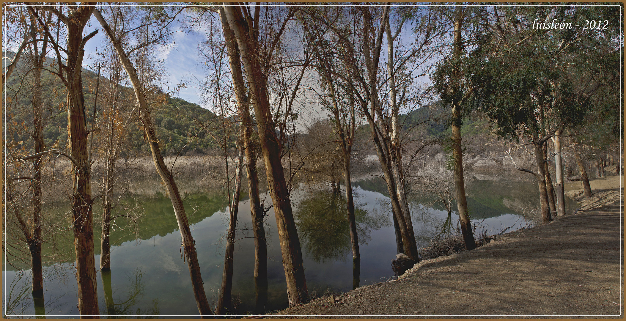 Aguas tranquilas (DEF0004)