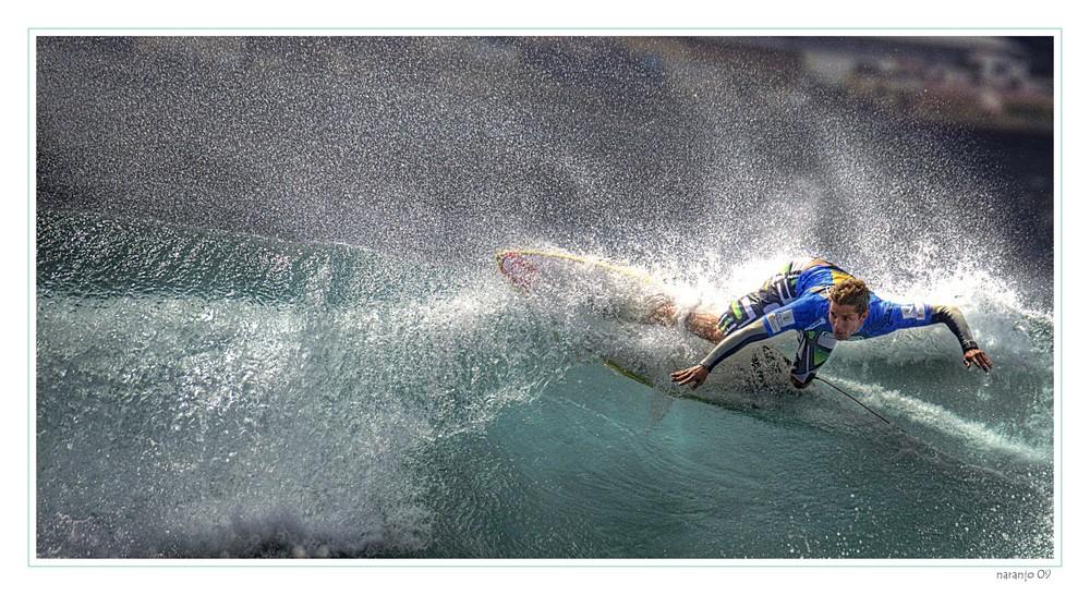 AGUAS VERDES (SURF EN CONFITAL)