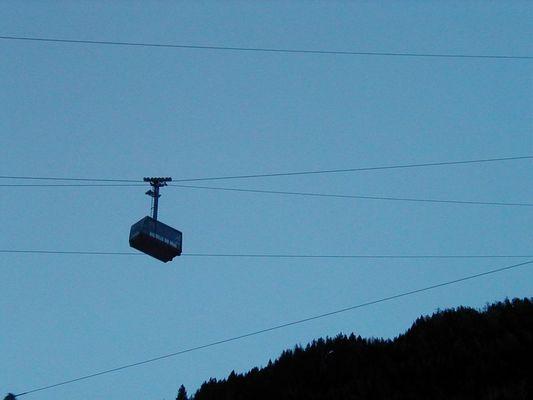 Aguille du Midi, Chamonix valley