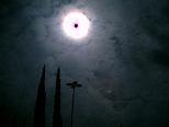 agujero negro del sol