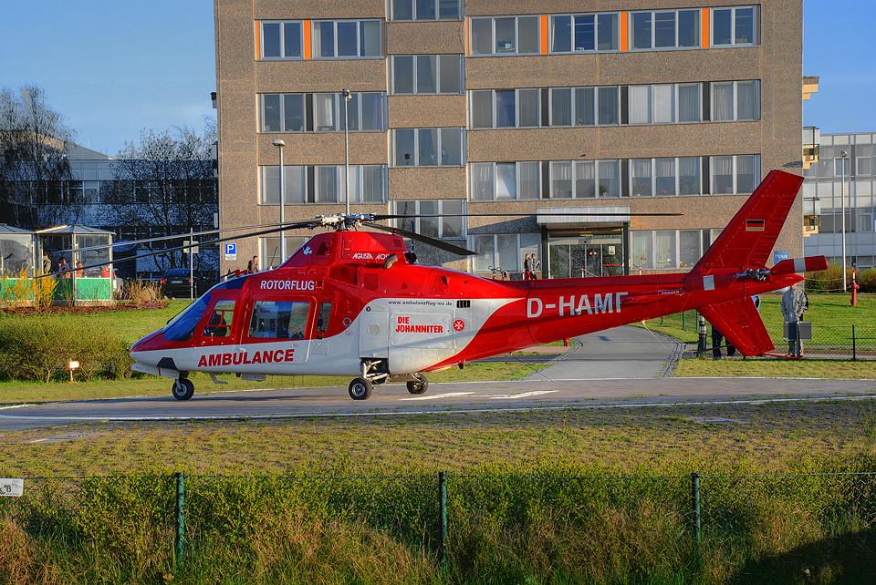 Agusta A109 Ambulance
