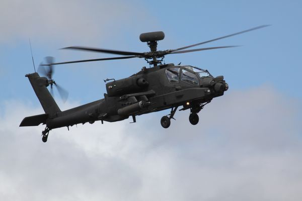 AgustaWestland Apache AH1