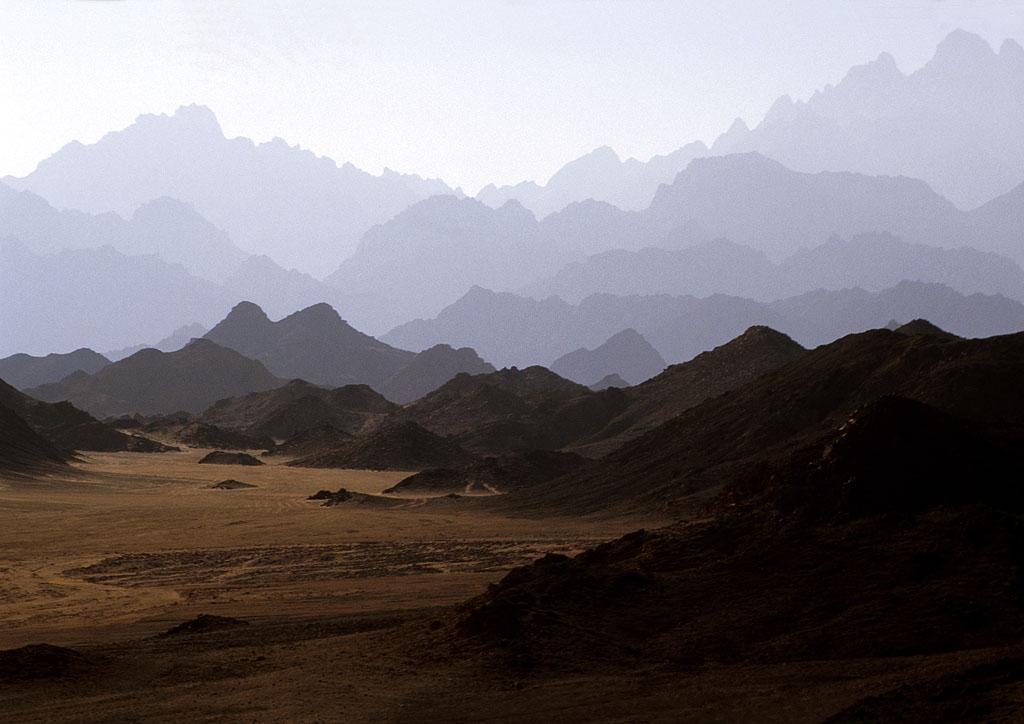 Agyptische Wüste