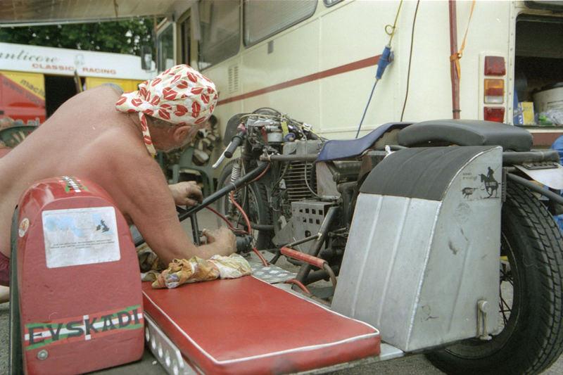 Ah!! la mecanique