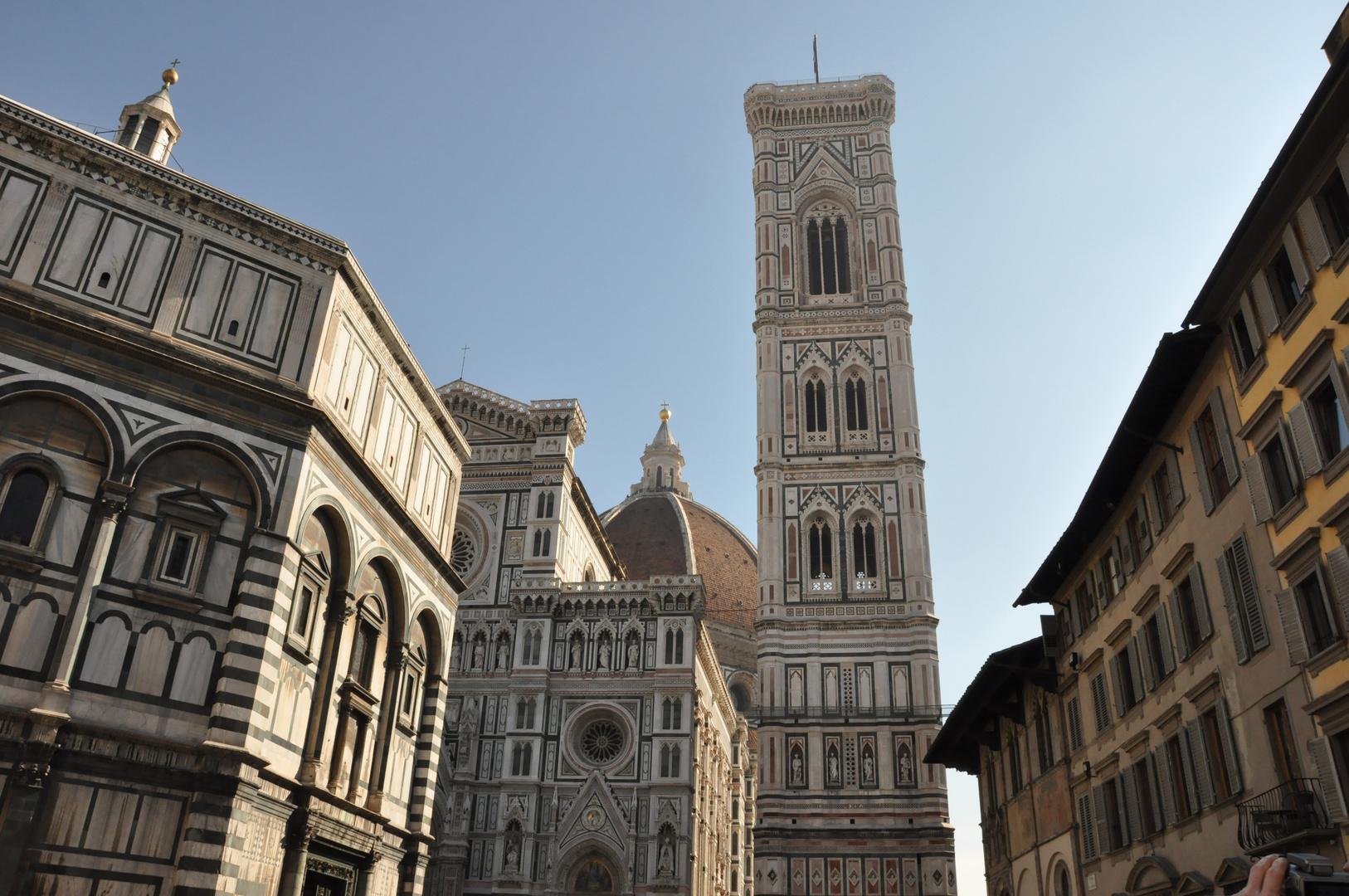 Ah! les ciels de la Toscane
