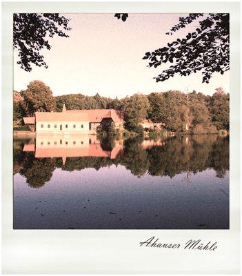Ahauser Mühle Herbst 2010