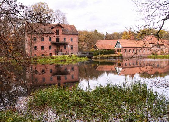 Ahauser Mühle (Niedersachsen)