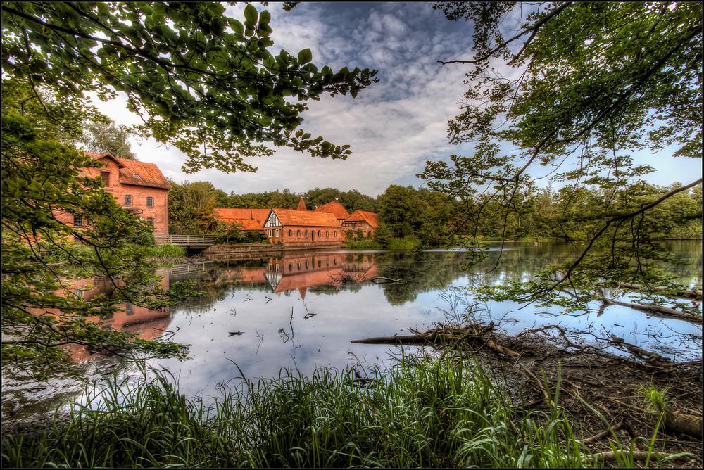 Ahauser Wassermühle