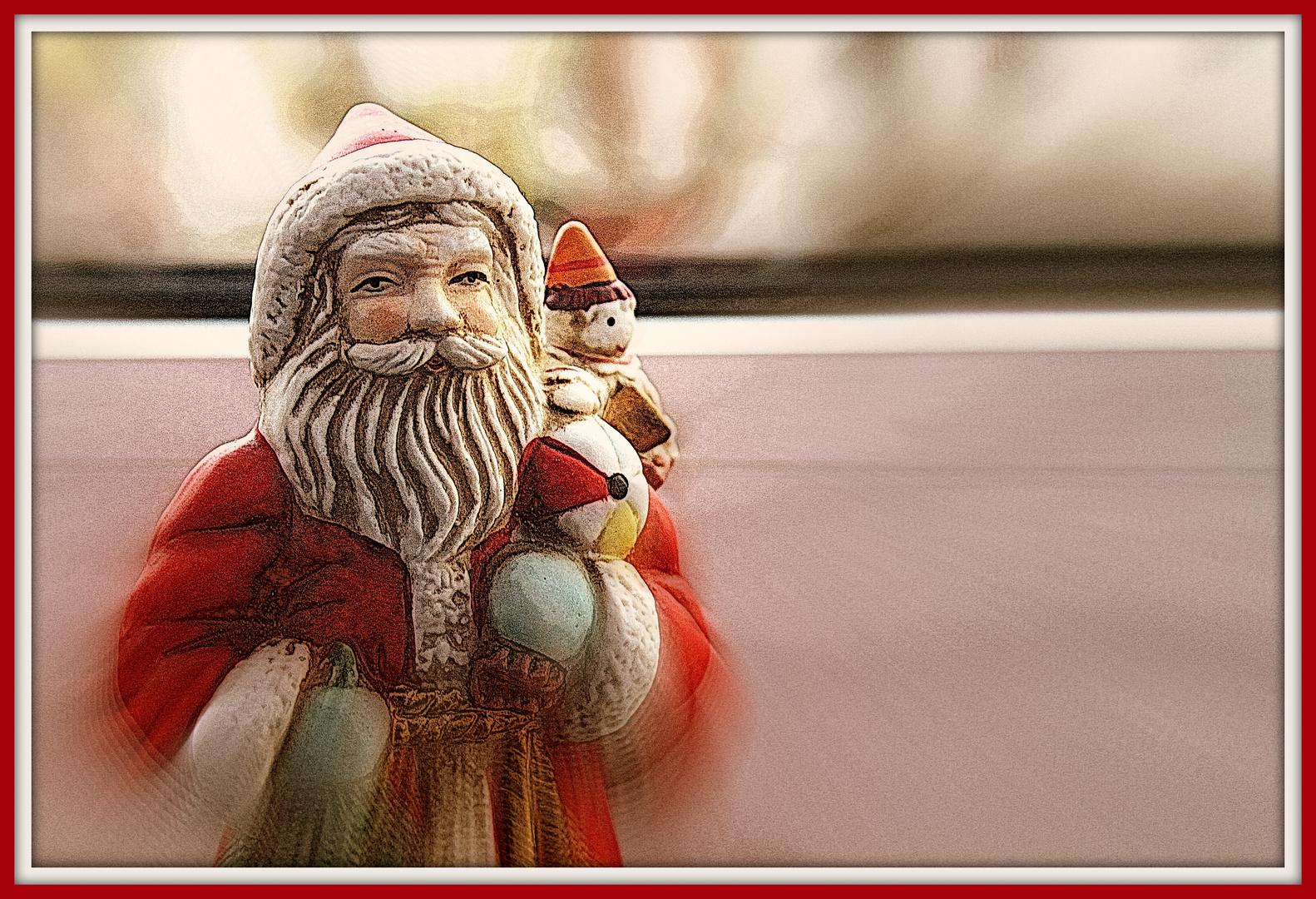 Ahora de empezar a decir Feliz Navidad!