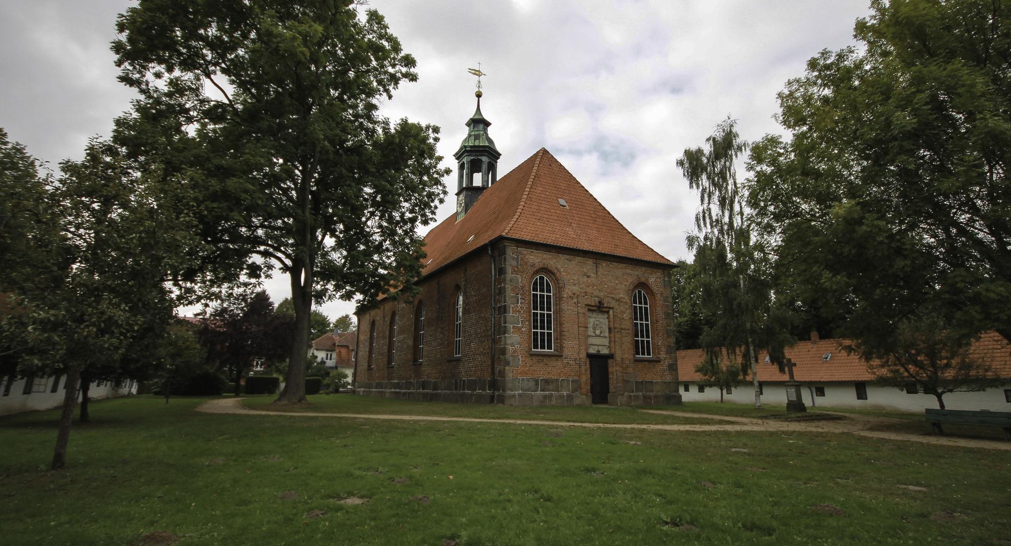 Ahrensburger Kirche