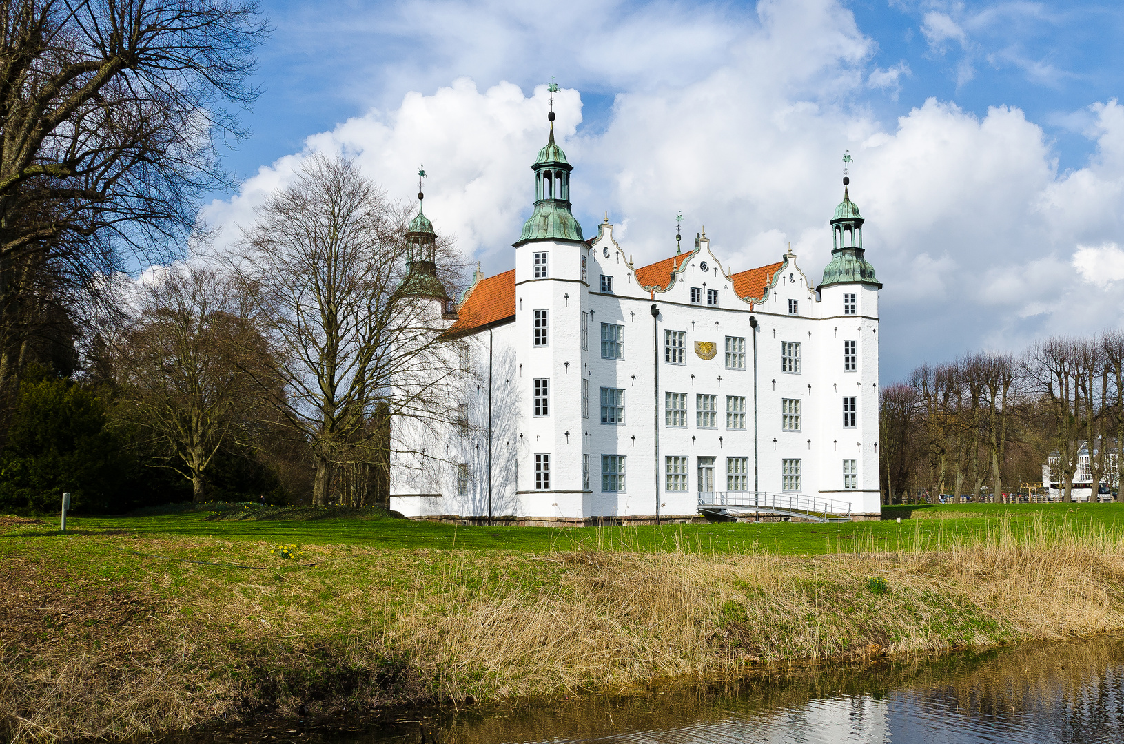 Ahrensburger Schloss