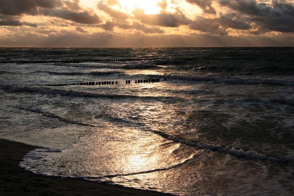 Ahrenshoop - Sonnenuntergang