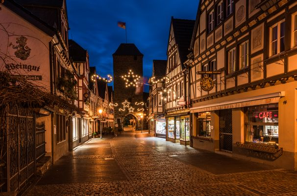 *Ahrweiler an Weihnacht*