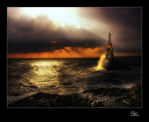 Ahtopol Lighthouse