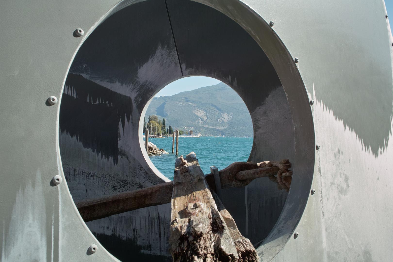 """""""Ai caduti del mare"""" in Riva"""