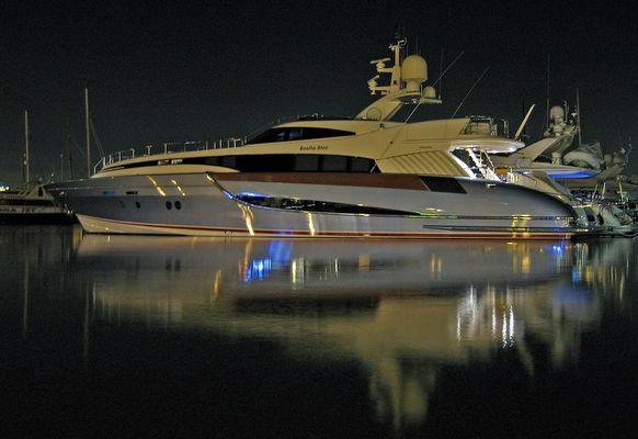 AIDA 2008 - Hafen Palma