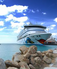 Aida Aura in Aruba