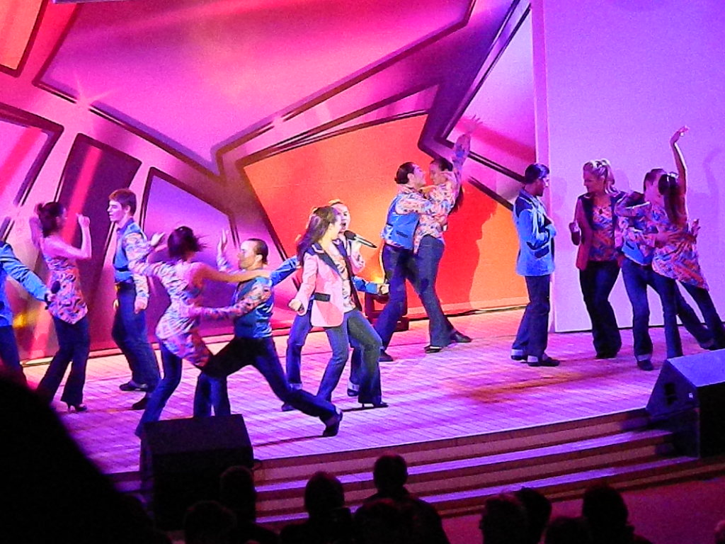 AidaBlu Show-Gruppe 2012