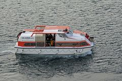 AIDAcara Tenderboot / Rettungsboot