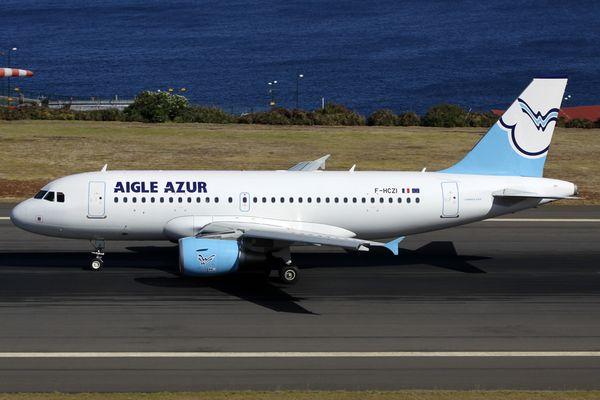 Aigle Azur Airbus A319-112