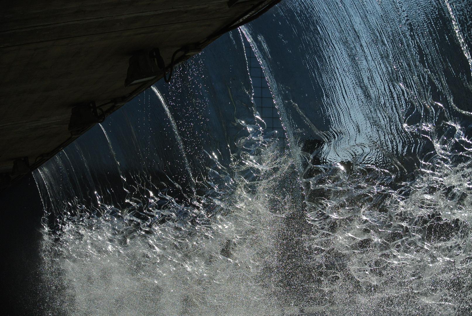 Aigua que cau
