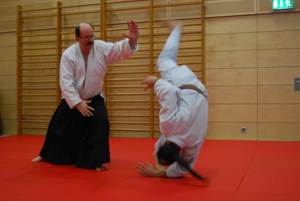 Aikido - die dynamische Kampfkunst