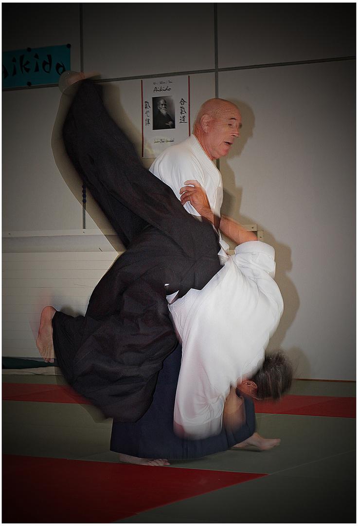 Aikido....