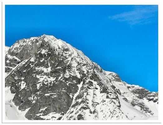 ain't no mountain high enough...
