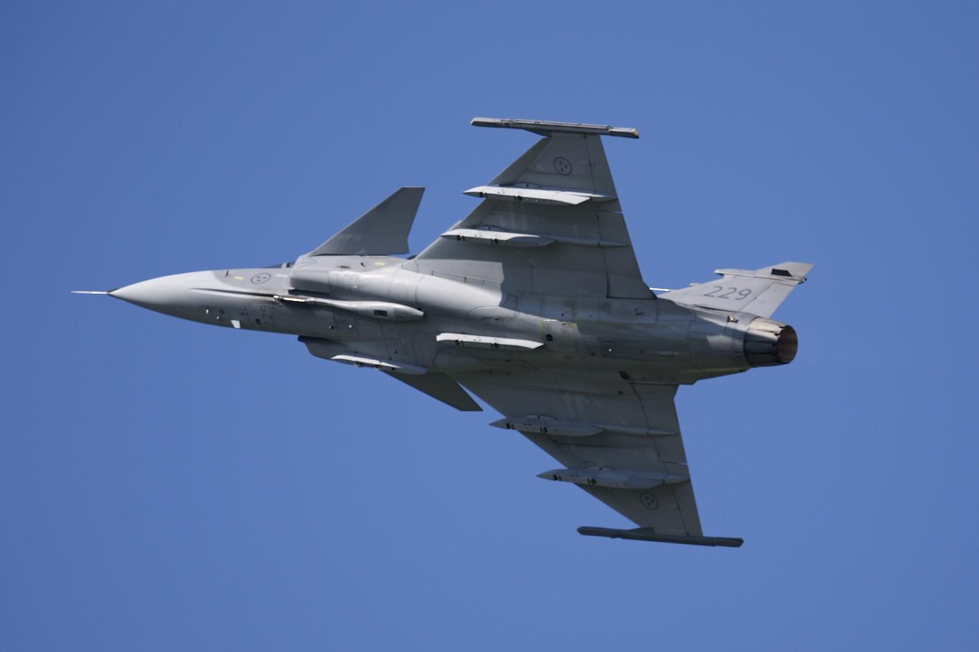 Air 14 JAS 39 Gripen