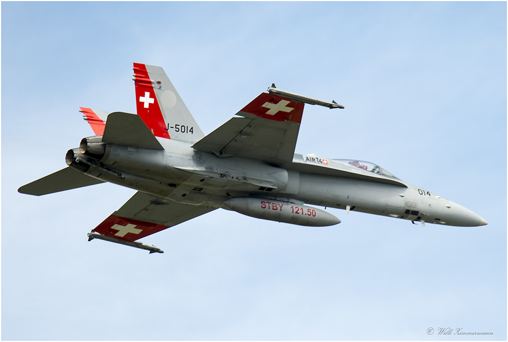 Air 14- McDonnell Douglas FA-18C Hornet