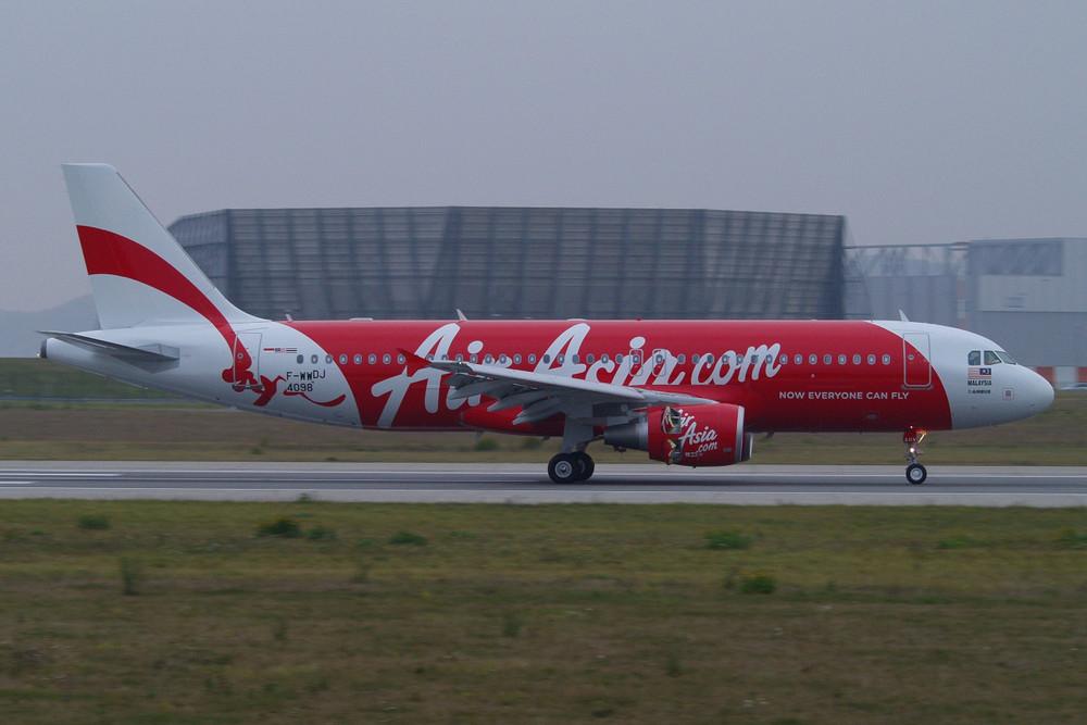 Air Asia..
