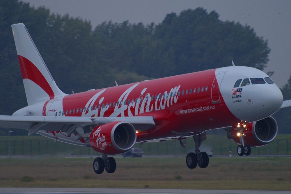Air Asia ...