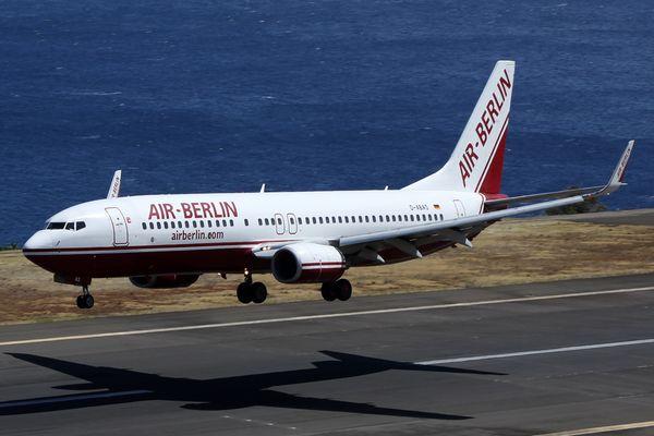 Air Berlin B737