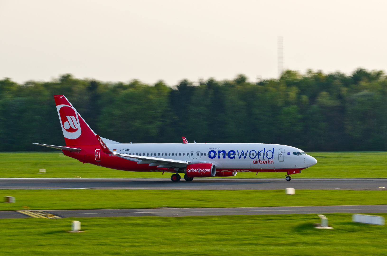 Air Berlin - Boeing 737-86J