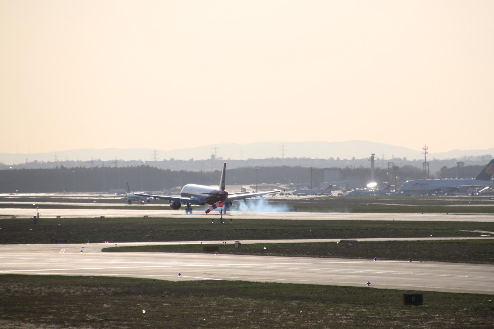 Air Berlin ist erfolgreich gelandet
